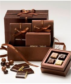 chocolate by Armani