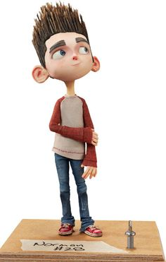 Animation Art:Maquette, ParaNorman Norman Original Animation Puppet (LAIKA,2012).... Image #1