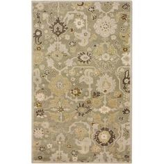 Home Decorators Collection Edmonds Grey 3 ft. 6 in. x 5 ft. 6 in. Area Rug 1210910210 at The Home Depot - Mobile $159