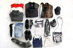 Sam Is Home » capsule wardrobe