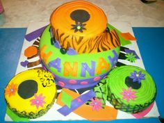 Duct tape cake