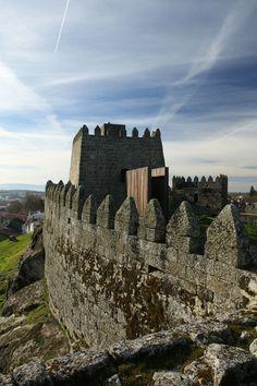 Heritage villages in #Portugal - Trancoso  #Castle Multicityworldtravel.com