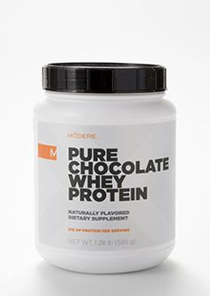 A premium meal supplement that provides 21 grams of ultra-filtered whey protein. I use this every morning in my shakes!!!! Its also wonderful just by itself, or with almond milk!