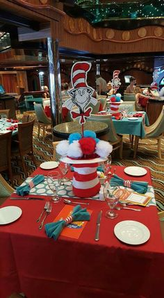 Dr Seuss Breakfast!