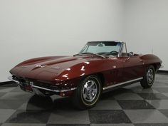This 1966 Chevrolet Corvette