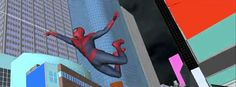 Making of The Amazing Spider-Man 2 Spider-Man Animation