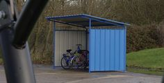 The Odoni-Elwell TS1 Bike Shelter
