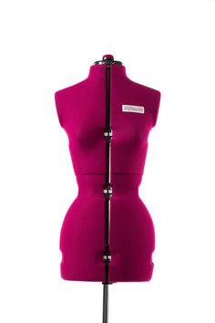 Manechin de croitorie - femei ADJUSTOFORM cu marimi reglabile in 8 parti M Medium (marimi 42-48)