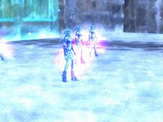 Ice girl in Frost dungeon, Perfect World http://picture-virtualworld.blogspot.it/2013/03/blog-post_5722.html