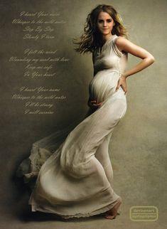 "Dramione / Hermione Malfoy ""I Felt the Wind"" | AgriAgripina deviantART"