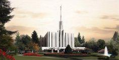 Seattle Temple