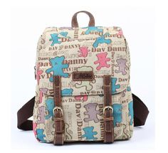 Unique backpack, school backpack for girls | •I WANT IT ...
