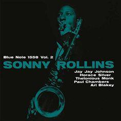 Volume 2 (Remastered + Downloadcode) [Vinyl LP] - Sonny Rollins