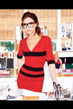 Acessório - Óculos da Victoria Beckham