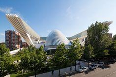 El Palacio de Exposiciones y Congresos / Oviedo (Gallery) - Santiago Calatrava – Architects & Engineers