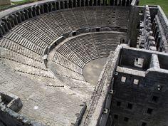 Aspendos Theatre, Antalya Turkey  Aspendos Tiyatrosu