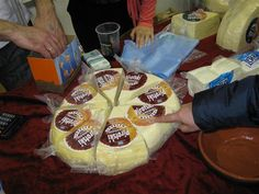 Famouse Pirot cheese
