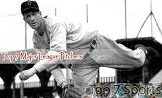 Top 7 Major League Pitchers