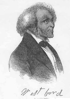 West Ford (c. 1784-1863), American farmer and founder of Gum Spring, Virginia, is said by some to be the black son of George Washington. His mother was Venus, a mulatto slave owned by Washington's brother. Ford was the only slave on the plantation that was freed, maybe because he was a blood relative fathered by one of the Washington men. By 1860 he was the second richest free black person in Fairfax County.