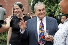 Heather and Tony Podesta in 2011. She did not get to keep the home or the apartment in Venice but did retain an eight bedroom home.