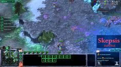 Starcraft 2 - Zerg vs Protoss (ZvP - High Dia - low Master)
