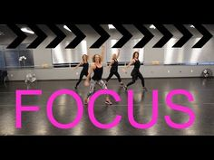 """Focus"" by Ariana Grande. SHiNE DANCE FITNESS - YouTube"