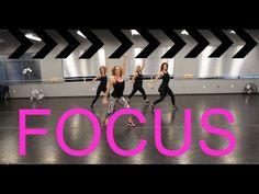 """Focus"" by Ariana Grande. SHiNE DANCE FITNESS - YouTube"