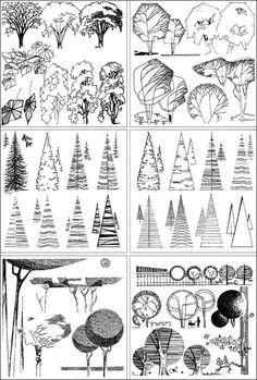 baum referenz b ume und blumen pinterest skizzen zeichnungen und zeichnen. Black Bedroom Furniture Sets. Home Design Ideas