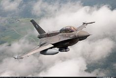 Lockheed Martin F-16DJ Fighting Falcon aircraft picture