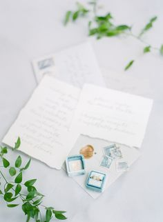 Style Me Pretty Florida | Whitney Heard Photography | All Things Lovely Paper Co. | Wedding Inspiration, Fine Art, Calligraphy, Wedding Invitations, Escort Card, Vintage Stamps, Wax Seal, Classic, Romantic
