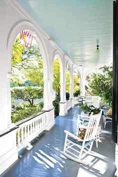 Romantic home decor, romantic homes, southern homes, southern living, sou.