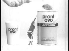 ▶ Eins, zwo, Pront Ovo | Ovomaltine TV-Spot Klassiker (1968)