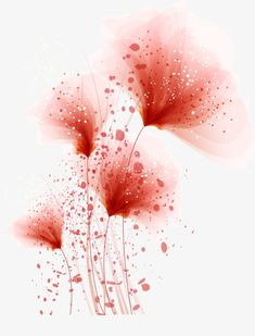 Beautiful flowers PNG and Vector Watercolor Cards, Watercolour Painting, Watercolor Flowers, Alcohol Ink Painting, Alcohol Ink Art, Art Floral, Cute Wallpapers, Wallpaper Backgrounds, Sola Wood Flowers