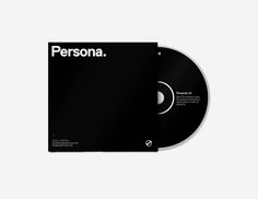 NOIR Black Beauty :: Black CD Design and Packaging - Persona