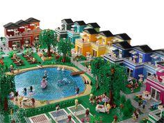 LEGO Friends: Rainbow Holiday Center | Flickr - Photo Sharing!