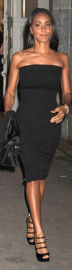 Those heels on Jada Pinkett Smith!!! Love! xoxo Beautylove Aprons