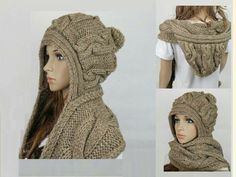 Gorra bufanda