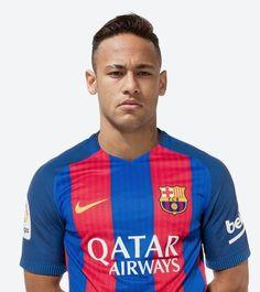 hot sale!Barcelona 16/17 home soccer jersey. Neymar Jr,Messi,Suarez,Iniesta,Pique,Mascherano football shirt.