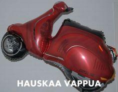 #Vespa #vesparidersfinland #Vappu