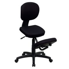 17 best ergonomic kneeling chairs for your home office images rh pinterest com
