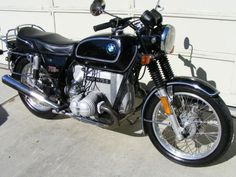 R75 Motorcycle by BMW #BureauOfTrade
