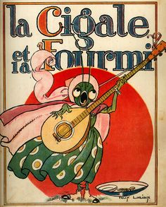 La Cigale et la Four