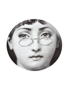 Fornasetti Tema E Variazioni - Decorative Plates on YOOX. The best online selection of Decorative Plates Fornasetti. YOOX exclusive items of Italian and international designers - Secure payments - Free Return Motif Art Deco, Stencils, Piero Fornasetti, Everyday Objects, Eclectic Style, Art Dolls, Design Art, Fantasy, Frames