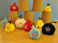 Great yarn crafts for kids to keep them busy over breaks! Guest post by Mary Kathryn of Crochet Chiq for Moogly!