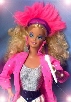 Barbie and the Rockers 1986#Repin By:Pinterest++ for iPad#