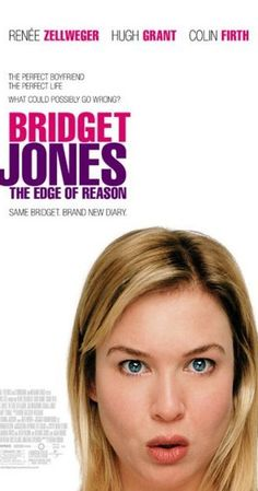 Bridget Jones: The Edge of Reason - The Movie. Inspired by the book list by the Danish Broadcasting Corporation.