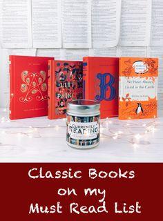 Classic Books, Classic Literature, Must Read Classics, Penguin Drop Caps, Clothbound Classics, Reading