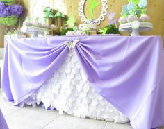 Tinkerbell Fairy Birthday Party!  See more party ideas at CatchMyParty.com!