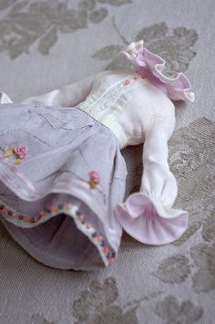 For Penny ≈ Morning Mist ≈ | Blythe clothes for dolls : tutorial : Kikihalb ♧ Forest~Tales ♧
