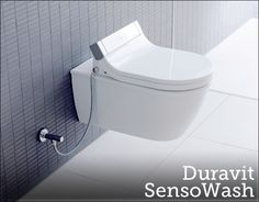 Warm your butt this winter with a heated toilet seat! Heated Toilet Seat, Beautiful Bathrooms, Corner Bathtub, Innovation, Tile, New Homes, Technology, Warm, How To Plan
